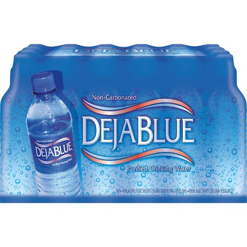 Deja Blue Purified Drinking Water - 24pk/0.5 L Bottles - image 1 of 3