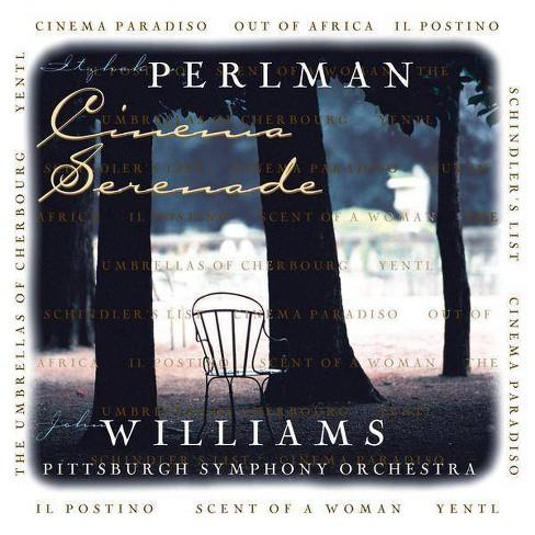 Cinema Serenade (OST) (CD) - image 1 of 4