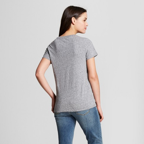 f42dfa74 Women's Meriwether Crew Neck Short Sleeve T-Shirt - Universal Thread ...
