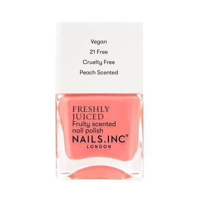 Nails.INC Freshly Juiced Fruit Scented Nail Polish - 4.6 fl oz
