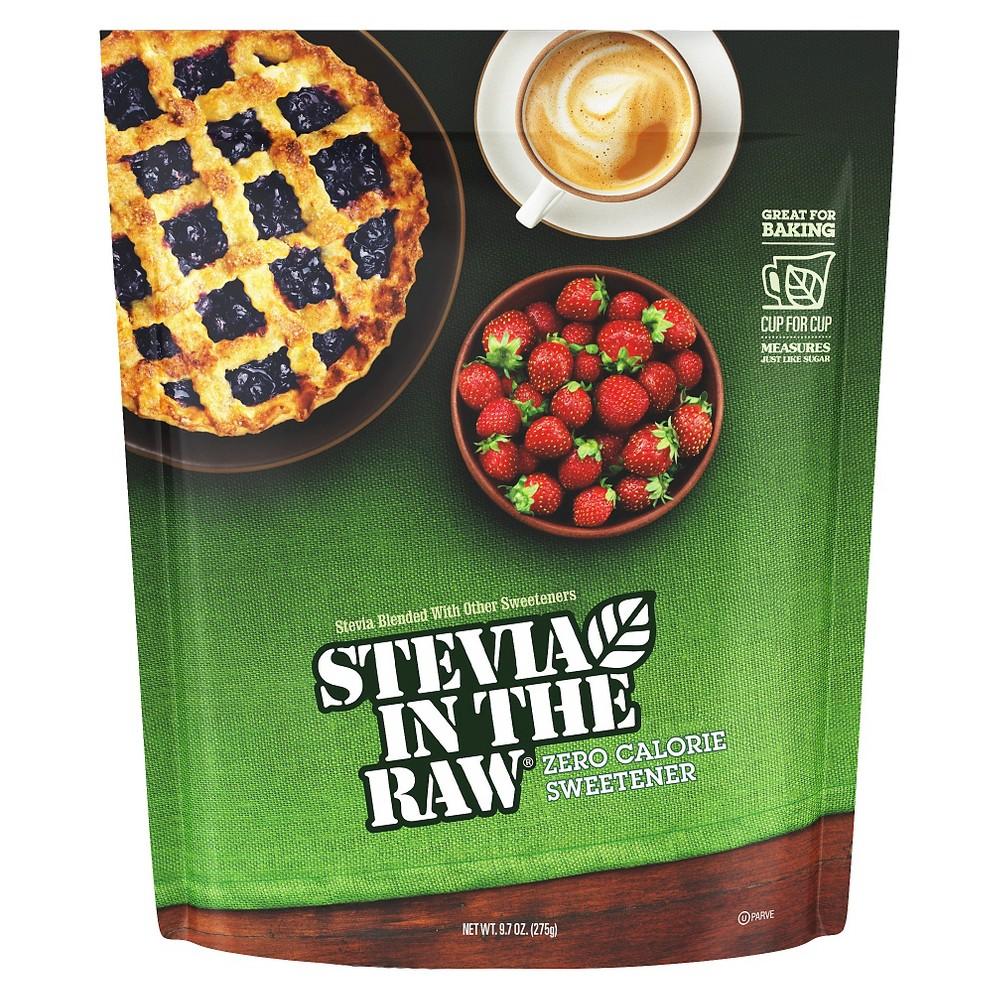 Stevia In The Raw Zero Calorie Sweetener Baking Bag - 9.7oz