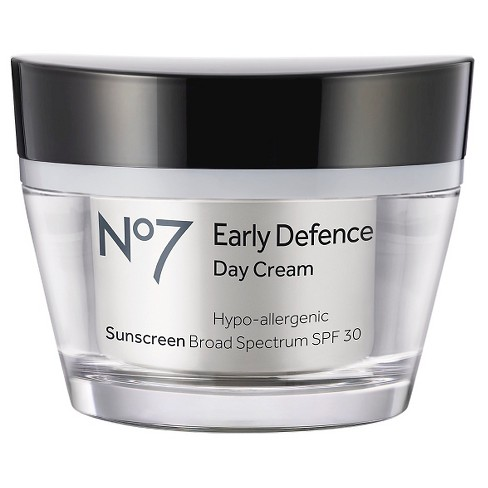 No7® Early Defence Day Cream SPF 30 - 1.6oz - image 1 of 2