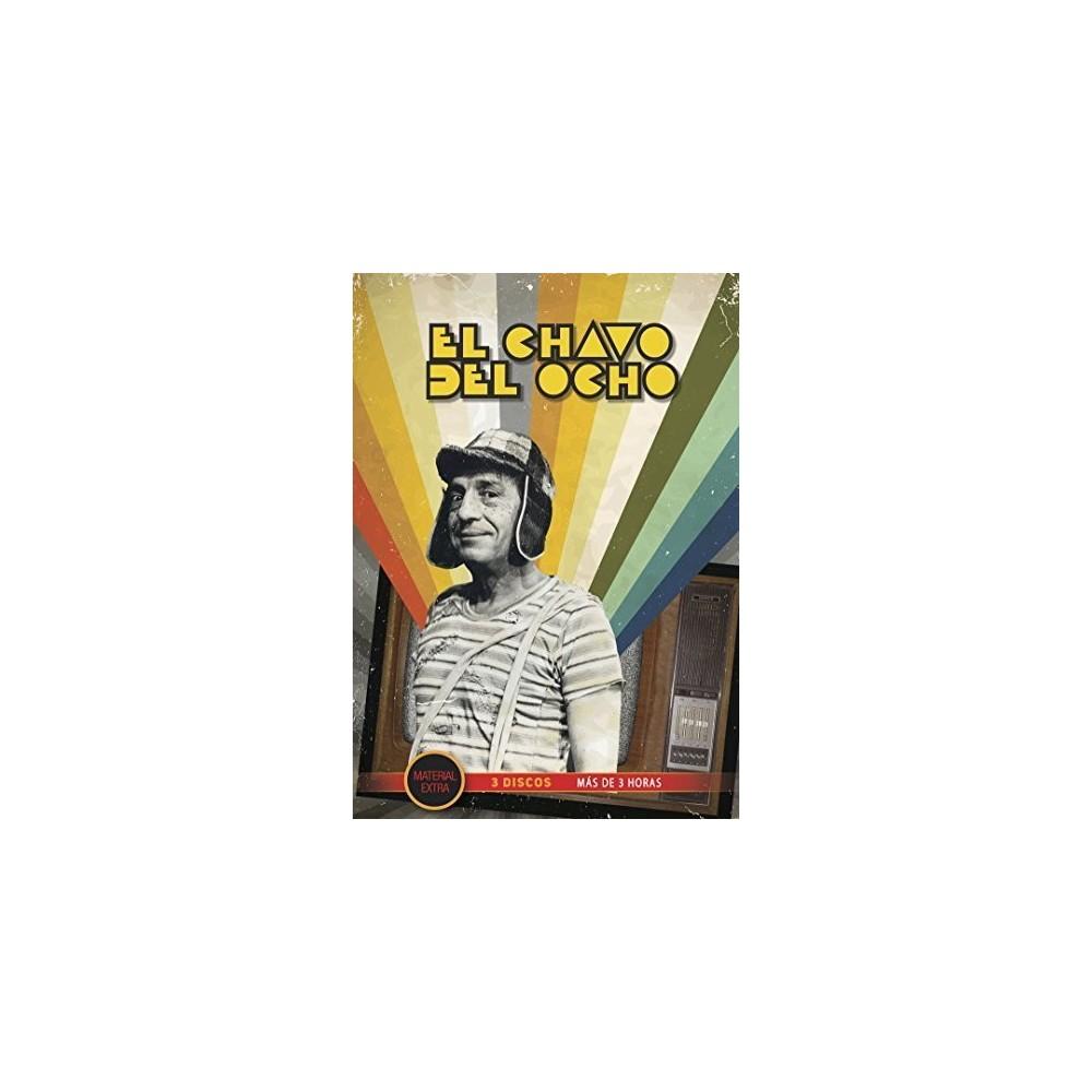 El Chavo Del Ocho (Dvd), Movies