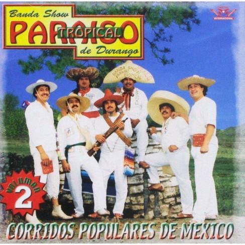 Paraiso Tropical - Corridos 2 (CD) - image 1 of 1