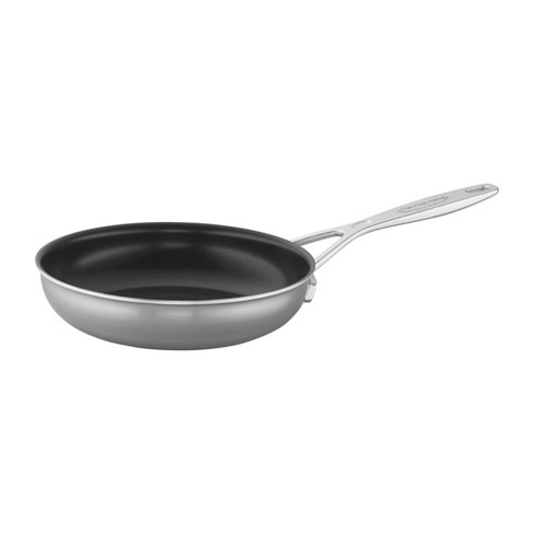 Demeyere Industry 5-Ply Stainless Steel Traditional Nonstick Fry Pan - image 1 of 3