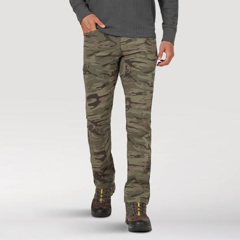 Wrangler Men's ATG Performance Five Pocket Cargo Pants - image 1 of 4