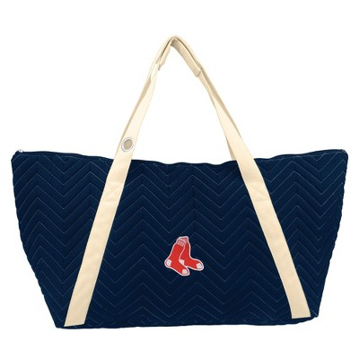 MLB Little Earth Chev Stitch Weekender Bag