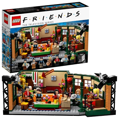 LEGO Ideas Central Perk 21319 - image 1 of 4