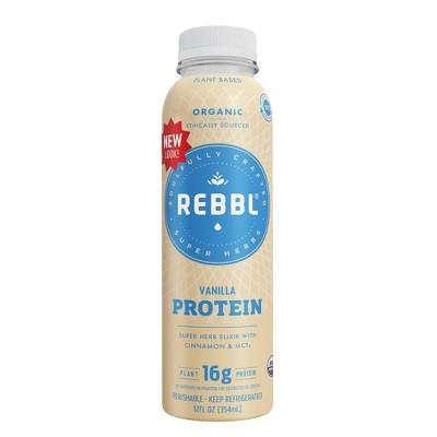 Rebbl Protein Vanilla - 12 fl oz