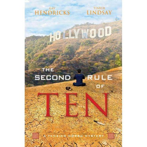 The Second Rule of Ten - (Dharma Detective) by  Gay Hendricks & Tinker Lindsay (Paperback) - image 1 of 1