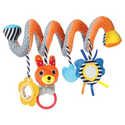 Manhattan Toy Take Along Play Activity Spiral Travel Toy
