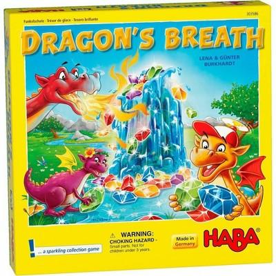 HABA Dragon's Breath Game