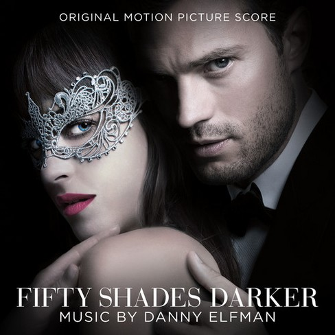 Danny Elfman - Fifty Shades Darker (Osc) (CD) - image 1 of 1