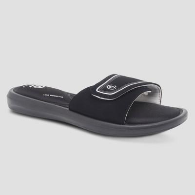 Women's Lalee Slide Sandal - C9 Champion® Black 9