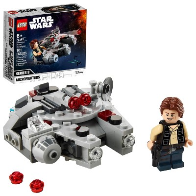 LEGO Star Wars Millennium Falcon Microfighter Building Kit 75295