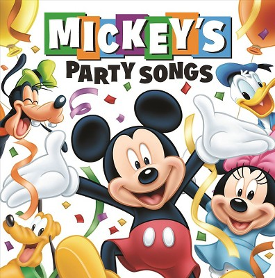 Disney - Mickey's Party Songs (CD)
