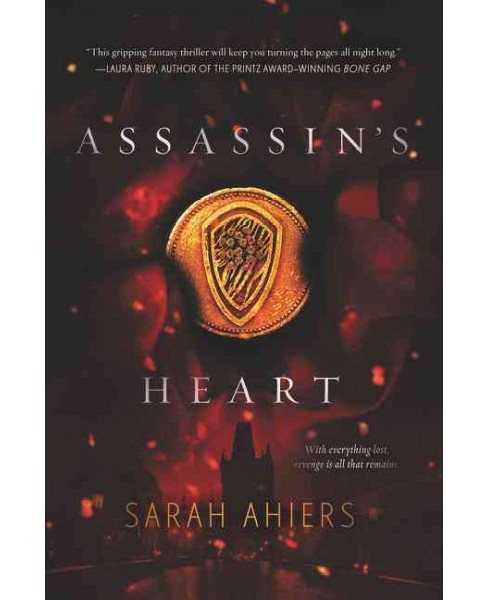 Assassin's Heart (Reprint) (Paperback) (Sarah Ahiers) - image 1 of 1