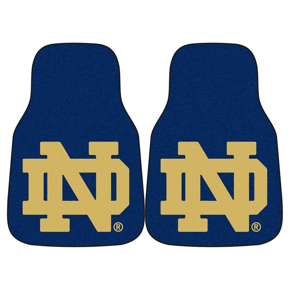 NCAA Notre Dame Fighting Irish FanmatsAutomotive Floor Mat