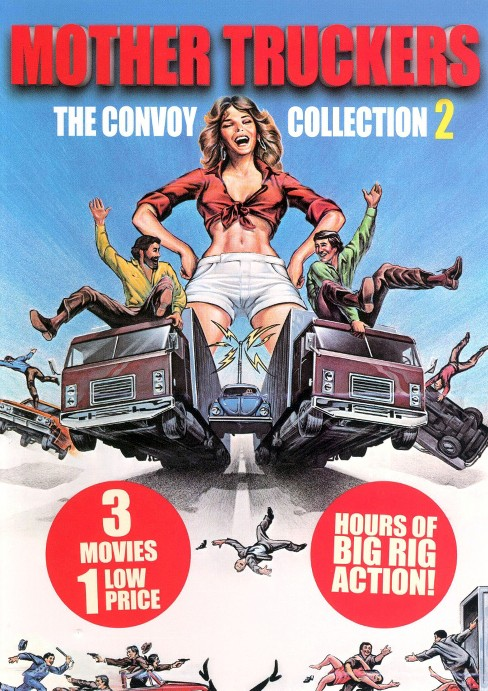 Mother truckers:Convoy collection 2 (DVD) - image 1 of 1