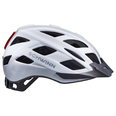 Schwinn Women's Flash Bike Helmet - Gray/White