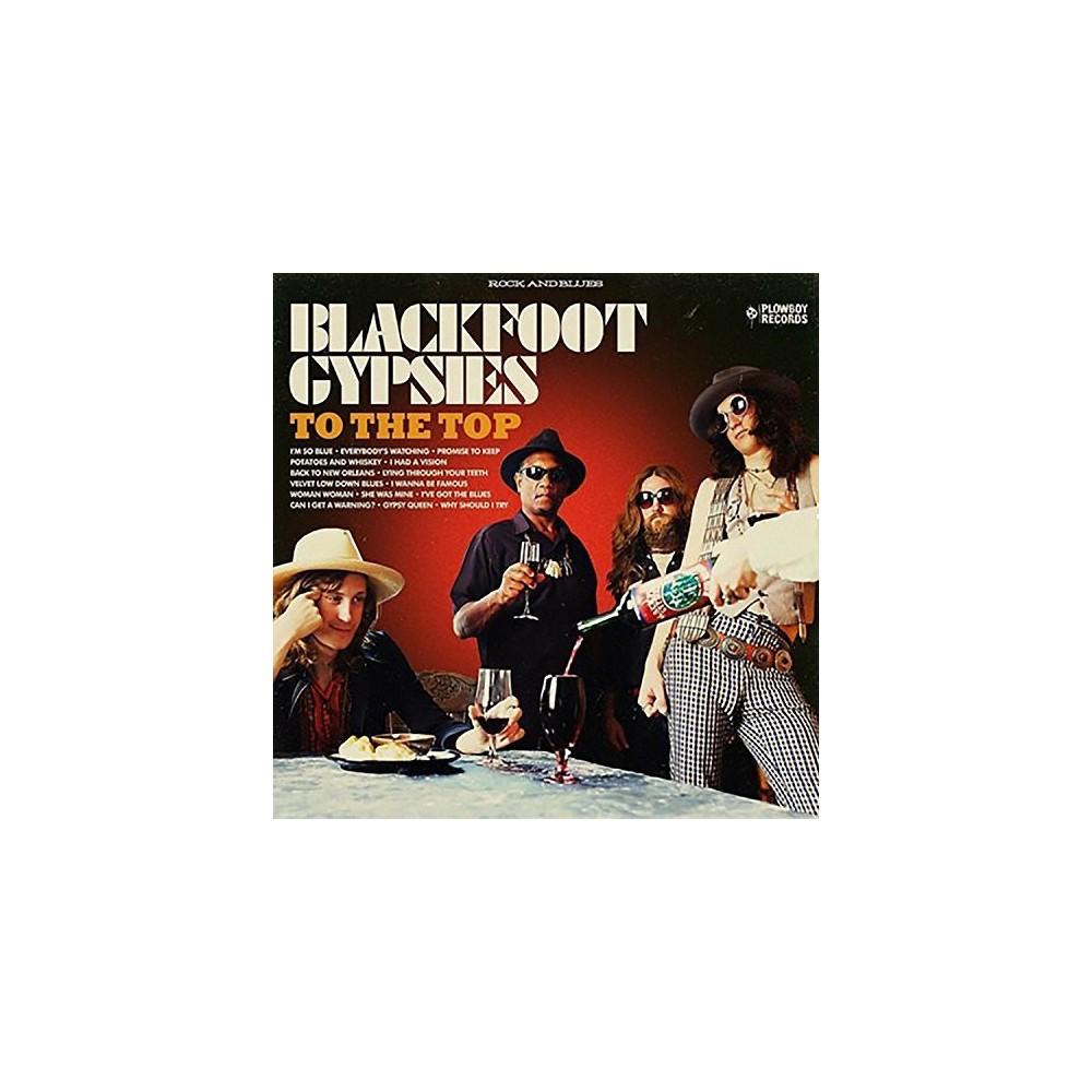 Blackfoot Gypsies - To The Top (CD)