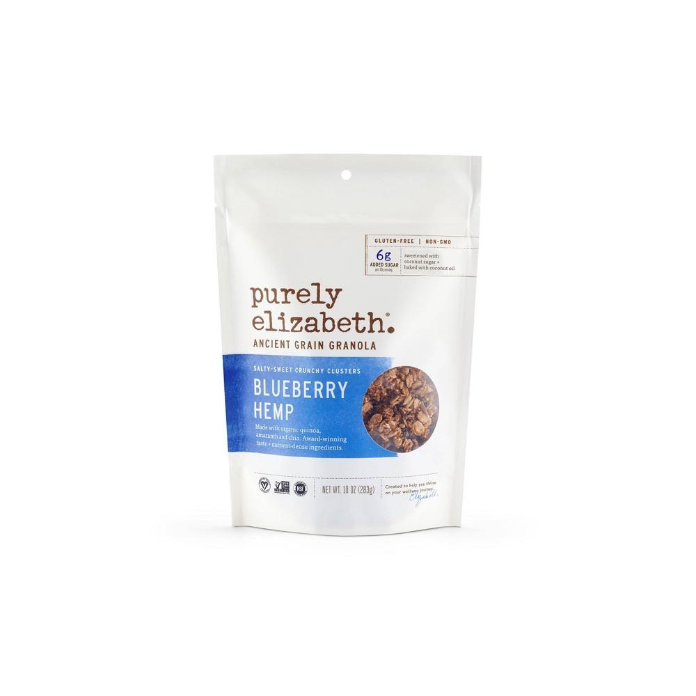 Purely Elizabeth Blueberry Hemp Grain Granola 10oz
