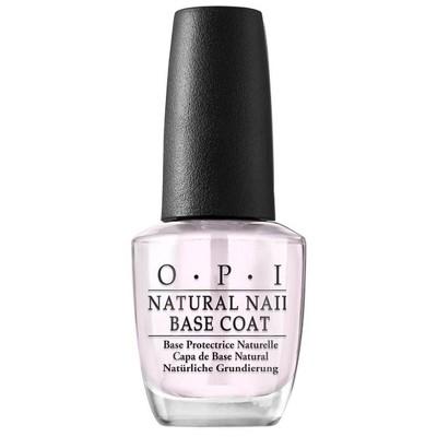 OPI Nail Treatment Natural Nail Base Coat - 0.5 fl oz