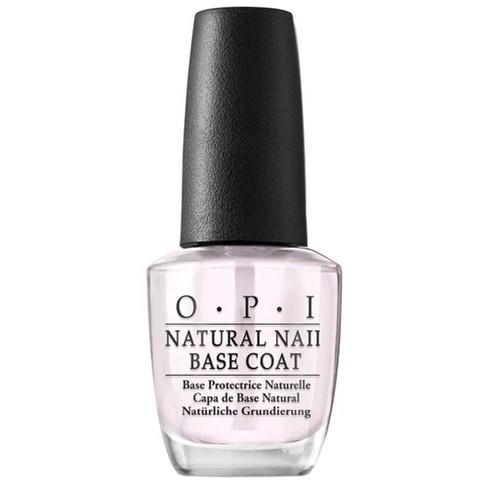 OPI Nail Treatment Natural Nail Base Coat - 0.5 fl oz - image 1 of 4
