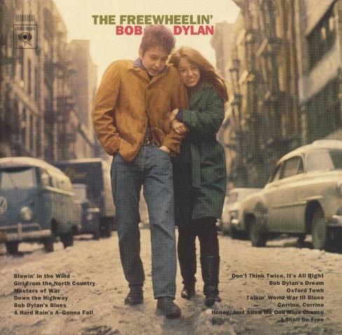 Bob dylan - Freewheelin bob dylan (CD) - image 1 of 3