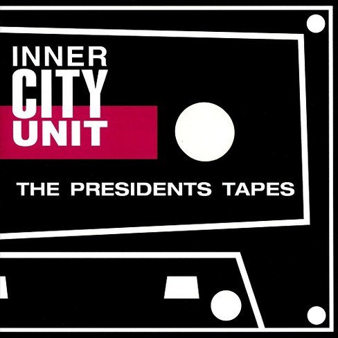 Inner city unit - President's tapes (CD) - image 1 of 1