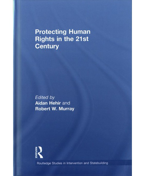 Protecting Human Rights in the 21st Century (Hardcover) - image 1 of 1