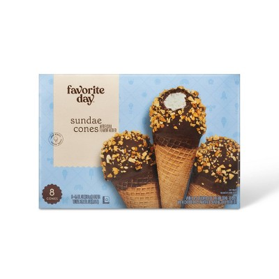 Vanilla Ice Cream Cones - 8ct - Favorite Day™