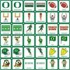 NCAA Oregon Ducks Matching Game - image 4 of 4