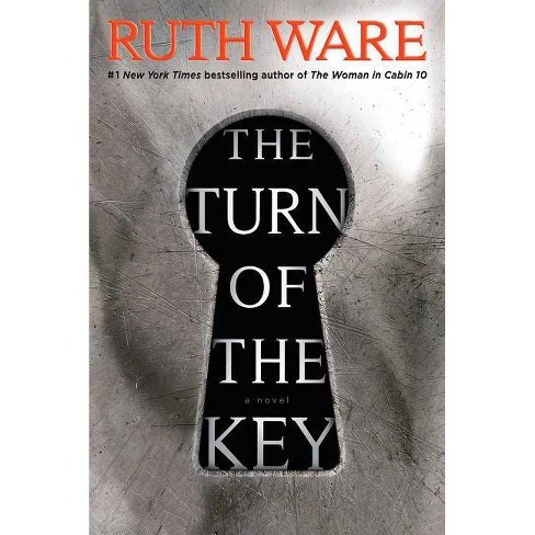 Turn of the Key -  by Ruth Ware (Hardcover) - image 1 of 1