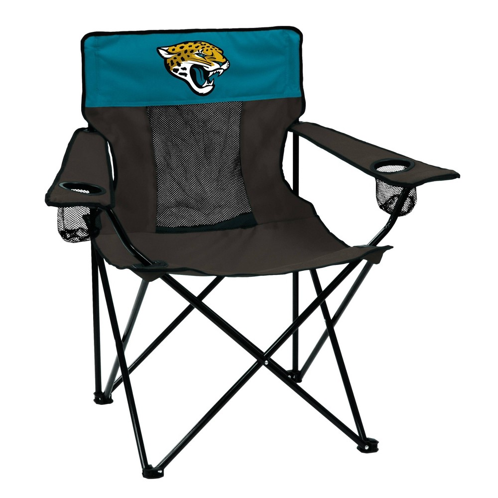 Nfl Jacksonville Jaguars Elite Outdoor Portable Chair
