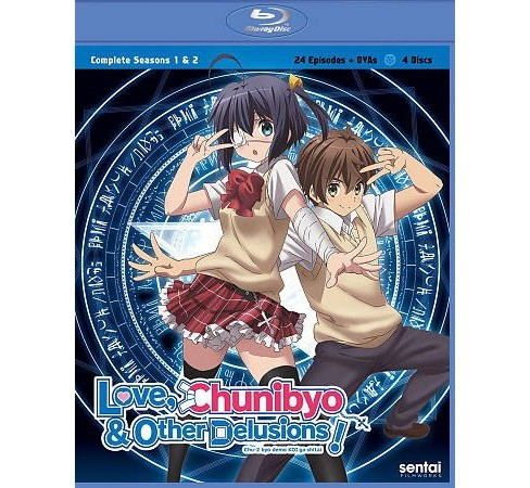 Love Chunibyo & Other Delusions:Compl (Blu-ray) - image 1 of 1