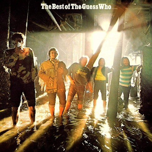 The Guess Who - The Best Of The Guess Who (180 Gram Tran) (Vinyl) - image 1 of 1