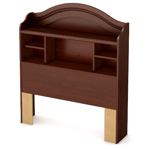 "Summer Breeze Twin Bookcase Headboard - 39""- Royal Cherry - South Shore - image 1 of 4"