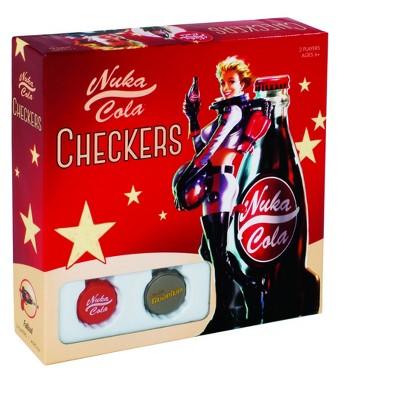 Fallout Nuka-Cola™ Checkers Game