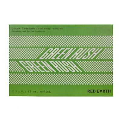 Red Earth Green Rush Detox Treatment - .5oz
