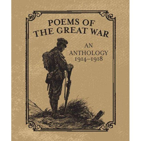 Poems of the Great War - (Rp Minis) (Hardcover) - image 1 of 1