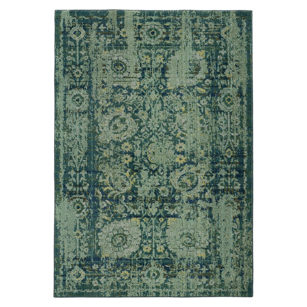 Pantone Expressions 3333G Area Rug - Cool (7'10