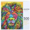 NMR Distribution Dean Russo Lion 500 Piece Jigsaw Puzzle - image 2 of 4