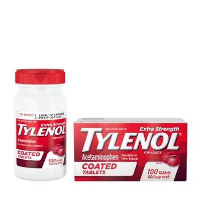 Chewable tylenol adults would