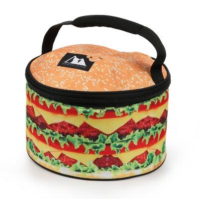 Arctic Zone Kids' Big Burger Lunch Bag Set