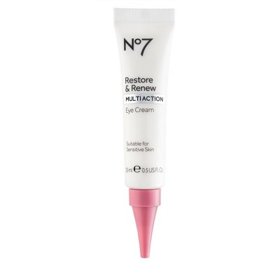 Eye Creams & Masks: No7 Restore & Renew Eye Cream