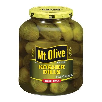 Mt. Olive Kosher Dill Pickles - 46oz
