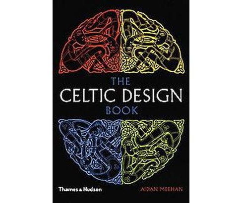Celtic Design Book (Paperback) (Aidan Meehan) - image 1 of 1