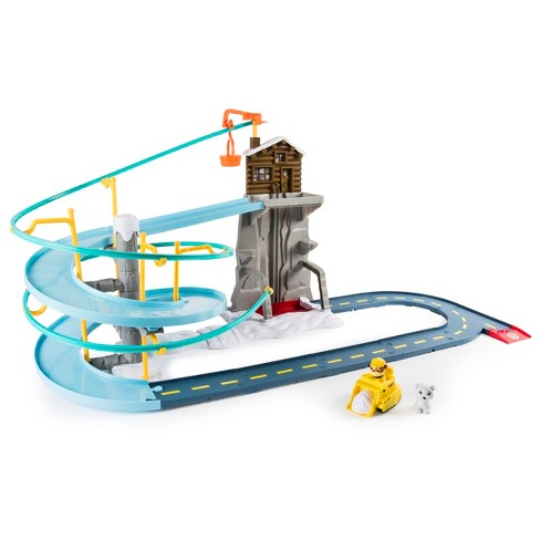 Paw Patrol Roll Patrol - Rubble's Mountain Rescue Track Set - image 1 of 9