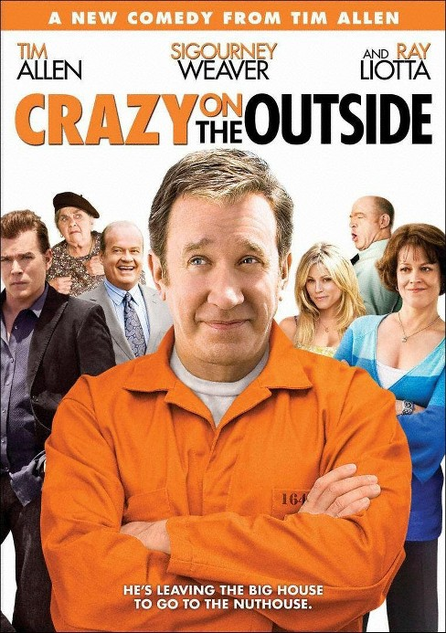 Crazy on the Outside (dvd_video) - image 1 of 1